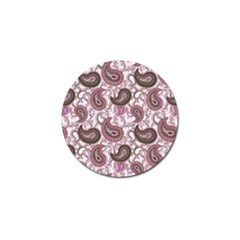 Paisley In Pink Golf Ball Marker 4 Pack by StuffOrSomething