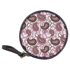 Paisley in Pink CD Wallet