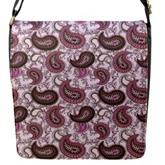 Paisley In Pink Removable Flap Cover (small) by StuffOrSomething