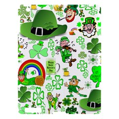 St Patrick s Day Collage Apple Ipad 3/4 Hardshell Case by StuffOrSomething