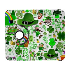 St Patrick s Day Collage Samsung Galaxy S  Iii Flip 360 Case by StuffOrSomething