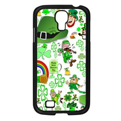 St Patrick s Day Collage Samsung Galaxy S4 I9500/ I9505 Case (black) by StuffOrSomething