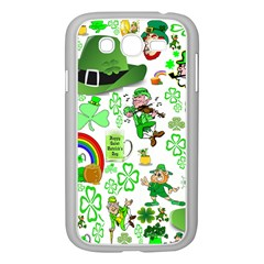 St Patrick s Day Collage Samsung Galaxy Grand Duos I9082 Case (white) by StuffOrSomething