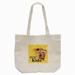 Kids By Kids   Tote Bag (cream)   6dpxtjzarg6r   Www Artscow Com Front