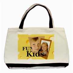 Kids By Kids   Basic Tote Bag (two Sides)   Dlnks8868aqd   Www Artscow Com Back