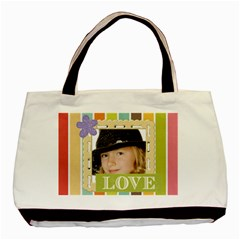 Kids By Kids   Basic Tote Bag (two Sides)   01o61q3ul9e8   Www Artscow Com Back