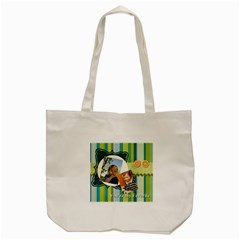 Kids By Kids   Tote Bag (cream)   Ih15dz3tmalo   Www Artscow Com Back