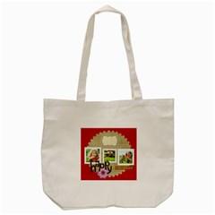 Kids By Kids   Tote Bag (cream)   L7c9t3npqsc1   Www Artscow Com Front