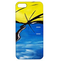 Spring Apple Iphone 5 Hardshell Case With Stand by Siebenhuehner