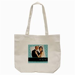 Wedding By Paula Green   Tote Bag (cream)   M7p5dgxfkwko   Www Artscow Com Back