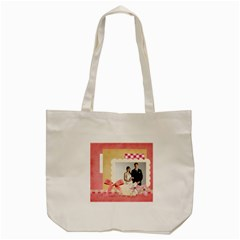 Wedding By Paula Green   Tote Bag (cream)   S413kmkq86xq   Www Artscow Com Back