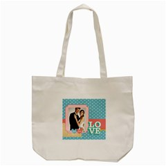 Wedding By Paula Green   Tote Bag (cream)   Z31vyhj7llr7   Www Artscow Com Back
