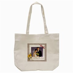 Wedding By Paula Green   Tote Bag (cream)   Ppcgr7a2mzc9   Www Artscow Com Front