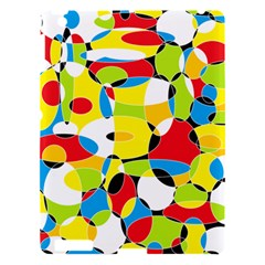 Interlocking Circles Apple Ipad 3/4 Hardshell Case by StuffOrSomething