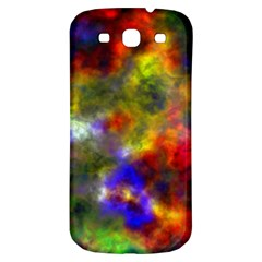 Deep Watercolors Samsung Galaxy S3 S Iii Classic Hardshell Back Case