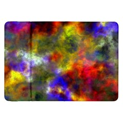 Deep Watercolors Samsung Galaxy Tab 8.9  P7300 Flip Case by Colorfulart23
