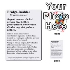 Fearless Journey Strategy Cards V1 1nl By Deborah   Multi Purpose Cards (rectangle)   I0dwaz1h14do   Www Artscow Com Front 2