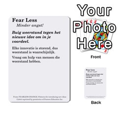 Fearless Journey Strategy Cards V1 1nl By Deborah   Multi Purpose Cards (rectangle)   I0dwaz1h14do   Www Artscow Com Front 16