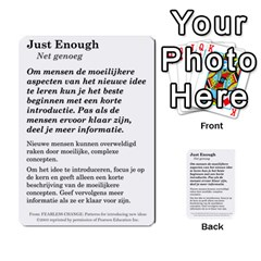 Fearless Journey Strategy Cards V1 1nl By Deborah   Multi Purpose Cards (rectangle)   I0dwaz1h14do   Www Artscow Com Front 23