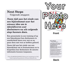 Fearless Journey Strategy Cards V1 1nl By Deborah   Multi Purpose Cards (rectangle)   I0dwaz1h14do   Www Artscow Com Front 28