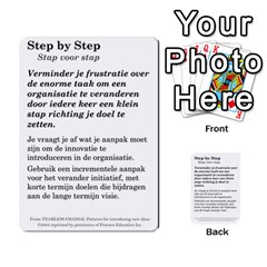 Fearless Journey Strategy Cards V1 1nl By Deborah   Multi Purpose Cards (rectangle)   I0dwaz1h14do   Www Artscow Com Front 38