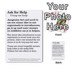 Fearless Journey Strategy Cards V1 1nl By Deborah   Multi Purpose Cards (rectangle)   I0dwaz1h14do   Www Artscow Com Front 49