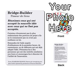 Fearless Journey Strategy Cards V1 2fr By Deborah   Multi Purpose Cards (rectangle)   Fgwq8t730ei8   Www Artscow Com Front 2