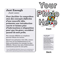 Fearless Journey Strategy Cards V1 2fr By Deborah   Multi Purpose Cards (rectangle)   Fgwq8t730ei8   Www Artscow Com Front 23