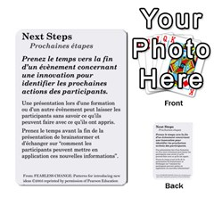Fearless Journey Strategy Cards V1 2fr By Deborah   Multi Purpose Cards (rectangle)   Fgwq8t730ei8   Www Artscow Com Front 28