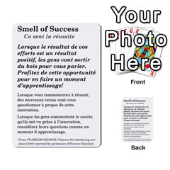 Fearless Journey Strategy Cards V1 2fr By Deborah   Multi Purpose Cards (rectangle)   Fgwq8t730ei8   Www Artscow Com Front 36