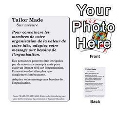 Fearless Journey Strategy Cards V1 2fr By Deborah   Multi Purpose Cards (rectangle)   Fgwq8t730ei8   Www Artscow Com Front 41