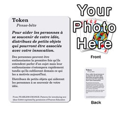 Fearless Journey Strategy Cards V1 2fr By Deborah   Multi Purpose Cards (rectangle)   Fgwq8t730ei8   Www Artscow Com Front 44