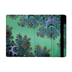 Celtic Symbolic Fractal Apple iPad Mini Flip Case