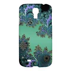 Celtic Symbolic Fractal Samsung Galaxy S4 I9500/i9505 Hardshell Case by UROCKtheWorldDesign