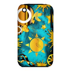 Musical Peace  Apple Iphone 3g/3gs Hardshell Case (pc+silicone) by StuffOrSomething