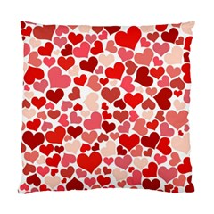 Pretty Hearts  Cushion Case (single Sided)  by Colorfulart23