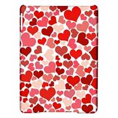 Pretty Hearts  Apple Ipad Air Hardshell Case by Colorfulart23