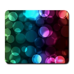 Deep Bubble Art Large Mouse Pad (rectangle) by Colorfulart23