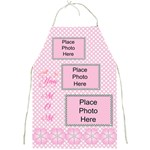 Love Mom Full Print Apron
