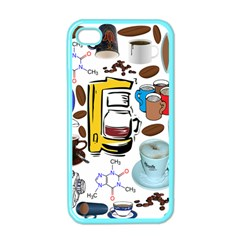 Just Bring Me Coffee Apple Iphone 4 Case (color) by StuffOrSomething