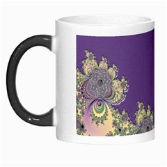 Purple Symbolic Fractal Morph Mug by UROCKtheWorldDesign