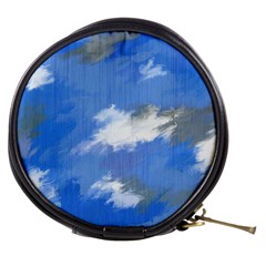 Abstract Clouds Mini Makeup Case by StuffOrSomething