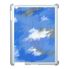 Abstract Clouds Apple Ipad 3/4 Case (white) by StuffOrSomething