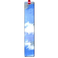 Abstract Clouds Large Bookmark by StuffOrSomething