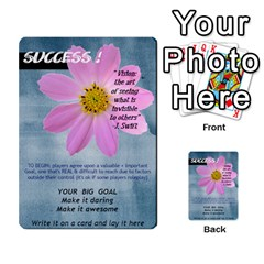Fearless Journey Strategy Cards V1 2 En By Deborah   Multi Purpose Cards (rectangle)   5ntgfy2xf6a2   Www Artscow Com Front 1