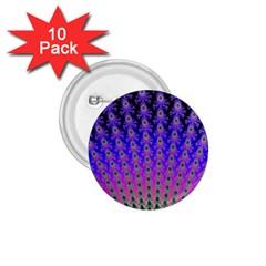 Rainbow Fan 1 75  Button (10 Pack) by UROCKtheWorldDesign