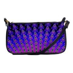 Rainbow Fan Evening Bag by UROCKtheWorldDesign