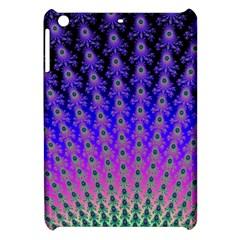 Rainbow Fan Apple Ipad Mini Hardshell Case by UROCKtheWorldDesign