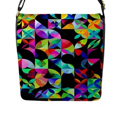 A Million Dollars Flap Closure Messenger Bag (large) by houseofjennifercontests