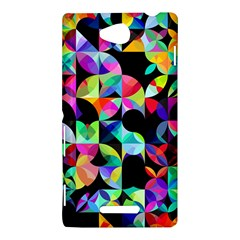 A Million Dollars Sony Xperia C (S39h) Hardshell Case by houseofjennifercontests